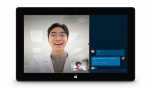 skype translator in Chinese