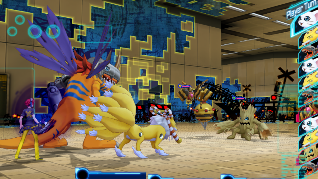 digimon story cyber game